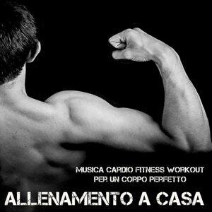 Allenamento a Casa – Musica Cardio Fitness Workout per un Corpo Perfetto, Suoni Deep House Electro Techno Dance