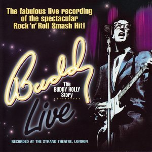 Buddy Live: The Buddy Holly Story - 1996 London Cast Recording
