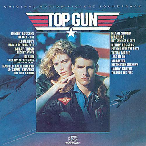 "Take My Breath Away - Love Theme from ""Top Gun"""