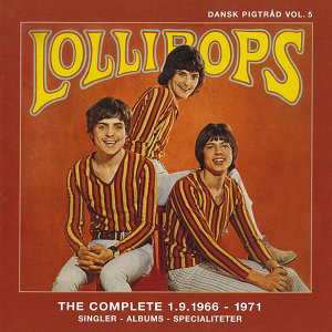 Dansk Pigtråd vol.5 / Lollipops - The Complete 1966 - 1971 (Disk 1)