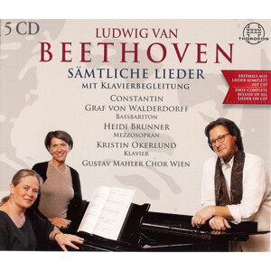 Beethoven: Sämtliche Lieder