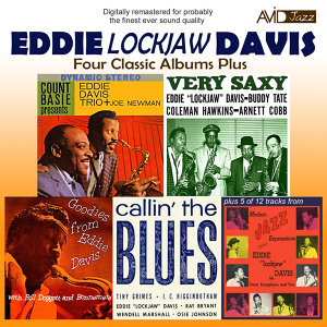 Four Classic Albums Plus (Very Saxy / Callin' the Blues / Count Basie Presents / Goodies from Eddie Davis) [Remastered]