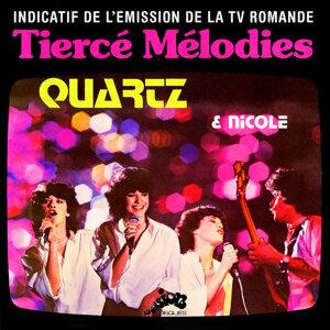 Tiercé mélodies (Indicatif de l'émission de la TV romande) [Evasion 1979] - Single