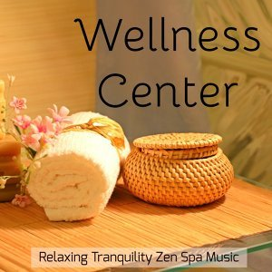 Wellness Center - Relaxing Tranquility Zen Spa Music with New Age Instrumental Natural Sounds