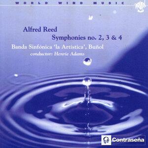 Symphonies No. 2, 3, & 4