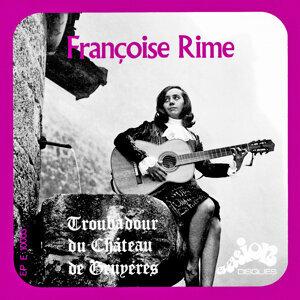 Troubadour du Château de Gruyères, Vol. 1 (Evasion 1968) - EP