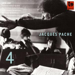 Bach - Britten - Mozart - Bloch: Jacques Pache, passeur de souffle, de beauté et d'exigence, Vol. 4
