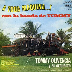 A Toda Maquina Con La Banda De Tommy
