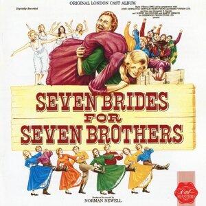Seven Brides For Seven Brothers - Original London Cast Recording