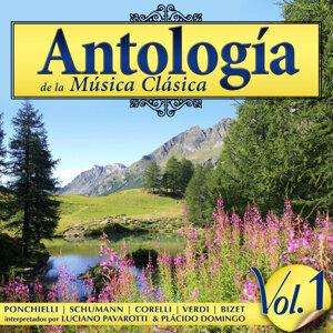 Antología de la Música Clásica. Vol. 1