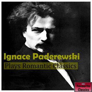 Ignace Paderewski Plays Romantic Classics