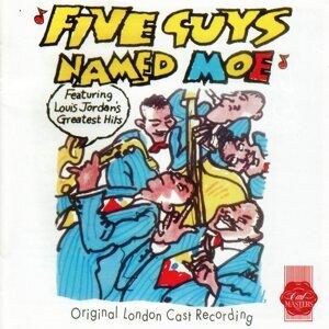 Five Guys Named Moe - Original London Cast Recording