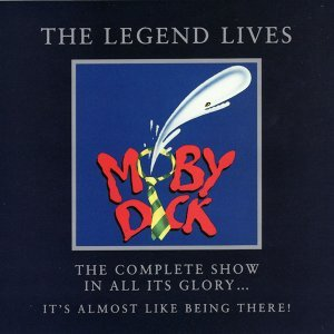 Moby Dick - Original London Cast Recording