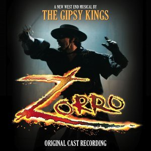 Zorro Original London Cast Recording