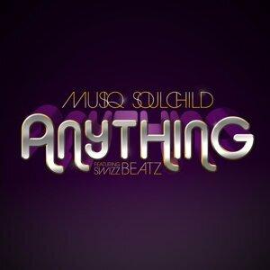 Anything (feat. Swizz Beatz)