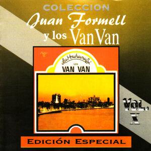 Coleccion: Juan Formell y los Van Van - Vol. 10
