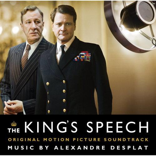 王者之聲:宣戰時刻 電影原聲帶 (The King's Speech OST) 專輯封面