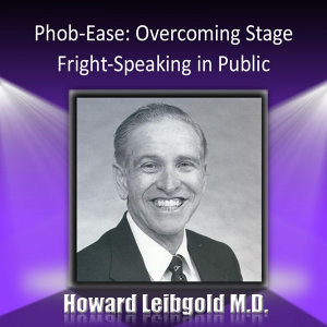 Phob-Ease: Overcoming Stage Fright-Speaking in Public