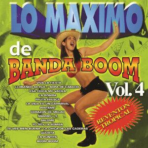 Lo Maximo de Banda Boom Vol. 4