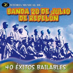 Historia Musical - 40 Éxitos Bailables
