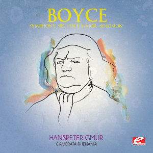 "Boyce: Symphony No. 6 in F Major ""Solomon"" (Digitally Remastered)"