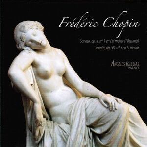 Frédéric Chopin. Sonatas