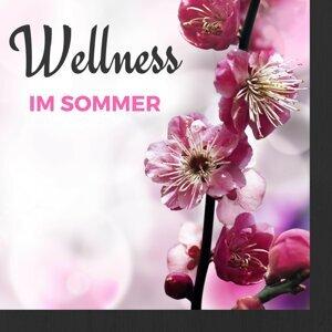 Wellness im Sommer - Tiefenentspannungsmusik zum Ruhen, Beruhigende Hintergrundmusik für Spa Hotel und Massage