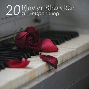 20 Klavier Klassiker zur Entspannung - Tiefenentspannungsmusik und Klassische Klavierstücke für Ruhe und Schlaf