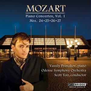 Mozart Piano Concertos, Vol. 1
