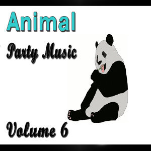 Animal Party Music, Vol. 6 (Europe Edition)