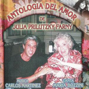 Antología del Amor de Julia Prilutzky Farny