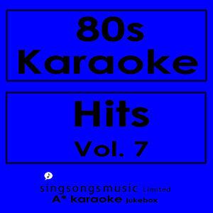 80s Karaoke Hits, Vol. 7