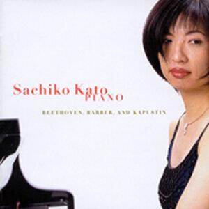 Sachiko Kato-Beethoven, Barber, Kapustin