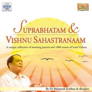 Suprabhatam and Vishnu Sahastranaam