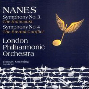 London Philharmonic Orchestra Symphony No.3: The Holocaust and Symphony No.4: The Eternal Conflict