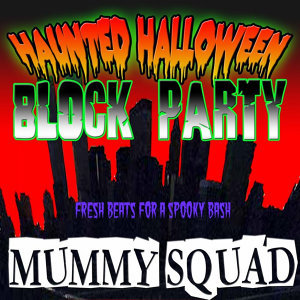 Haunted Halloween Block Party