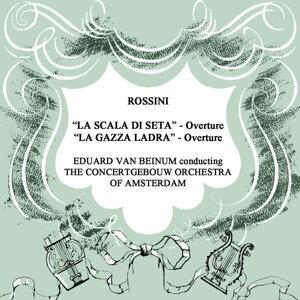 La Scala Di Seta / La Gazza Ladra