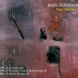 Joan Guinjoan: Obra Simfònica, vol. 1