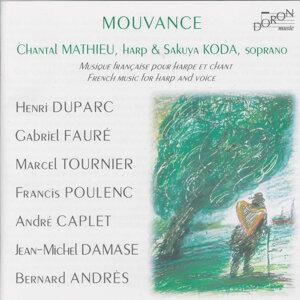 Mouvance, musique française pour harpe et chant