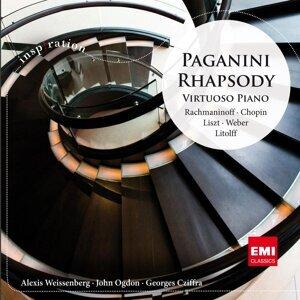 Paganini Rhapsody: Virtuoso Piano