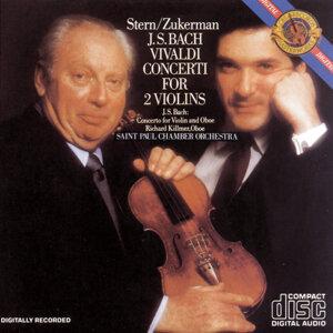 Bach, Vivaldi: Concertos  for Two Violins