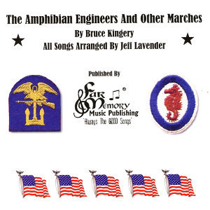 The Amphibian Engineers And Other Marchers