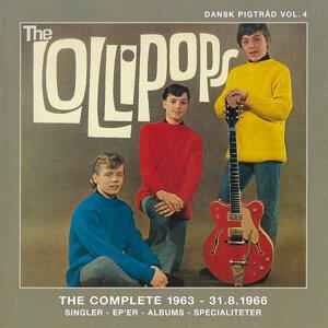 Dansk Pigtråd / Lollipops - The complete 1963 - 1966 (Disk 1)