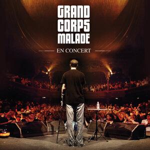 Grand Corps Malade En Concert