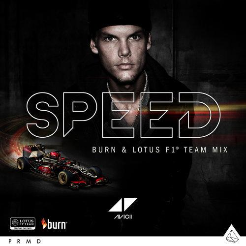 Speed - Burn & Lotus Team F1 Mix