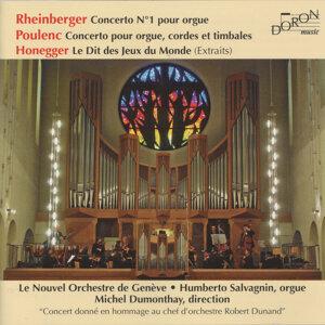 Organ concert (Live)