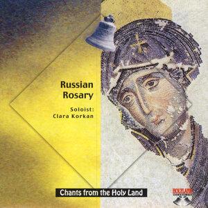CD 24-Russian Rosar: Soloist Clara Korkan