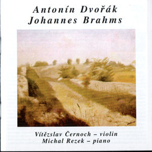 Antonin Dvorak, Johannes Brahms- Sonatas and Sonatina for violin and piano