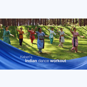 Kaberi's Indian Dance Workout