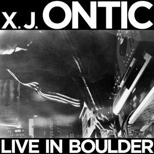 Live In Boulder
